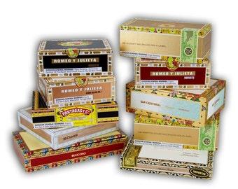 Popular items for cigar box craft on etsy for Cardboard cigar box crafts