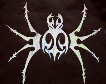 Spider Quilt Applique Pattern Design