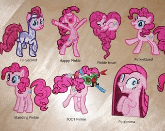 Pinkie Pie - My Little Pony Patch