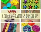 Colours & Patterns Skill Bundle