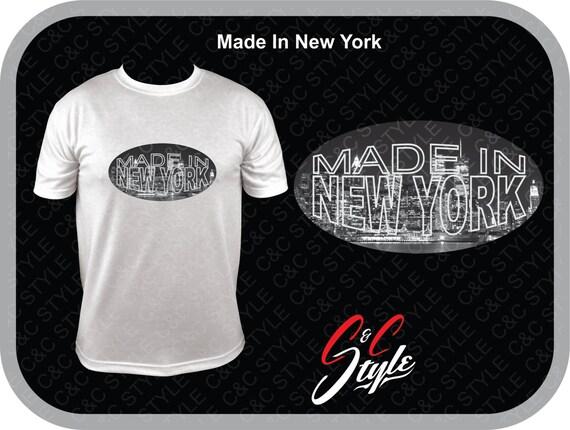 made in new york custom t shirt