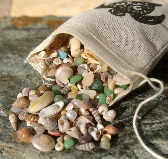 tiny sea shell mix for crafts or jewelry making by