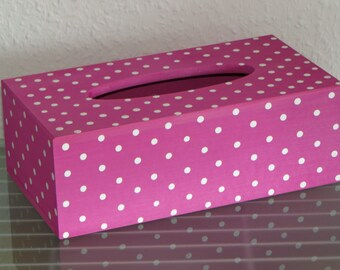 Cosmetic Tissue Dispenser Tuchbox wooden tissue box tissue box