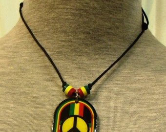 African Peace Necklace