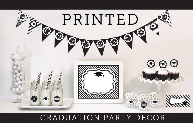 2014 graduation decorations -  Zoom