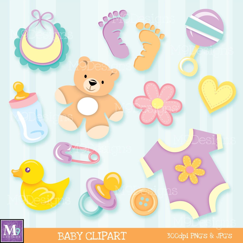 free baby scrapbook clipart - photo #31