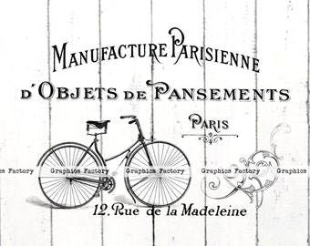 popular items for vintage french ads on etsy. Black Bedroom Furniture Sets. Home Design Ideas