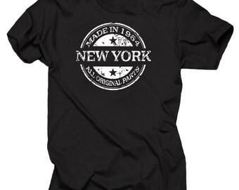 Anniversary T-shirts NEW YORK 1964 Funny Birthday T-shirt shirt