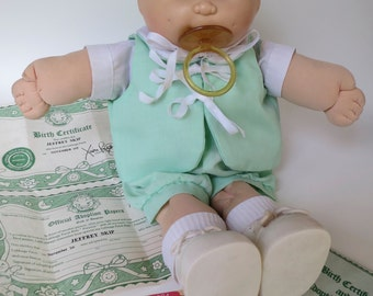 1984 Cabbage Patch baby doll by Coleco