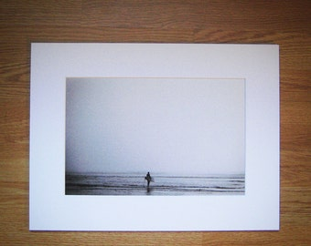 Black and white SURF Photography Print | San Onofre California | Original black & white FILM Photography