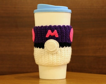 Pokemon inspired Masterball Cup Cosy