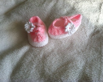 DaisyBaby Shoe Booties