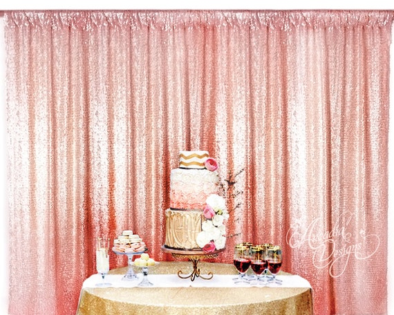 Sequin Backdrop MADE TO ORDER 45 Colors For