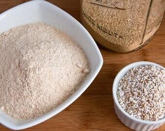 Organic  Amaranth Flour 16oz