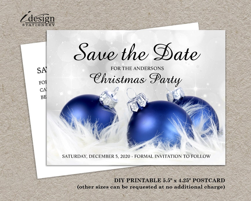 Elegant Christmas Invitations Templates Free Images Template