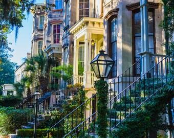 Savannah Row Homes