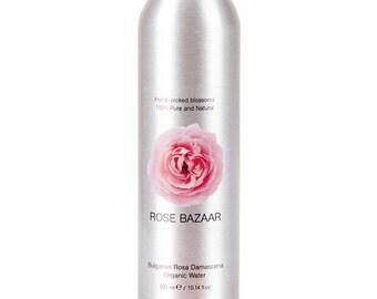 Bulgarian Rosa Damascena Organic Water 10.14 fl.oz/300 ml