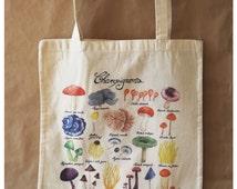 Mushrooms - Tote bag