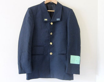 Vintage British Rail Uniform Jacket