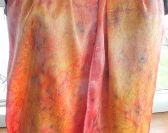 Silk/Rayon scarf