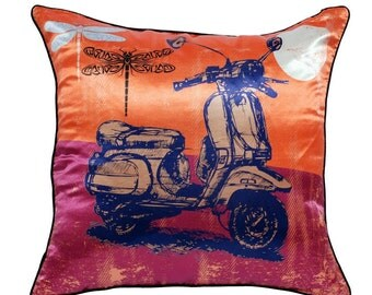 Scooty Cushion Cover
