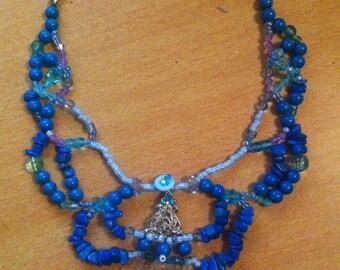 Funky everyday necklace