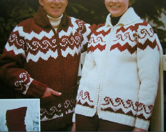 Knitting Patterns For Curling Sweaters : Popular items for curling sweater on Etsy