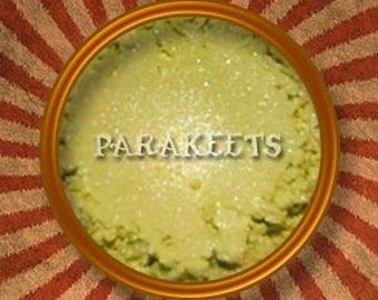Parakeets-Mineral Eye Shadow-Handmade in the USA