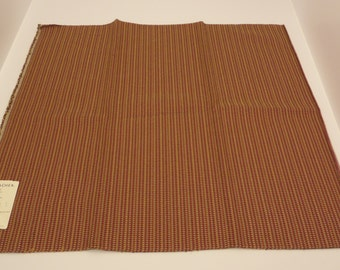 Mulberry Cotton Schumacher Fabric Sample 27'' x 26'' Seurat Weave Mulberry 100% Cotton + FREE SAMPLES & SHIPPING!!!!