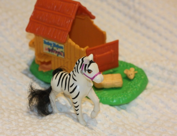 Zebra Petting Zoo Littlest Pet Shop Zoo Baby