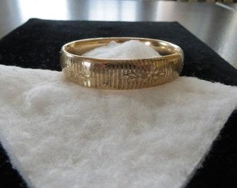 YGF Art Deco Bangle Bracelet