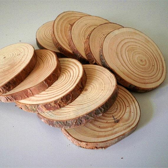 arbre tranches tranches de bois mariage d cor rustique. Black Bedroom Furniture Sets. Home Design Ideas