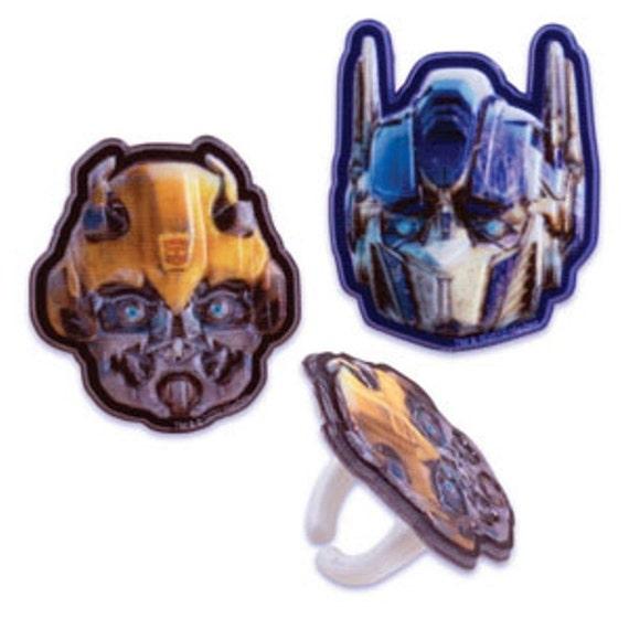 Items similar to 24 Transformers Optimus Prime & Bumblebee ...