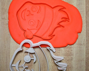 Jake and the Neverland Pirates Cookie Cutter
