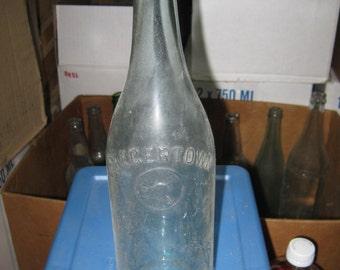 Saegertown fox bottle, 24 ounces.
