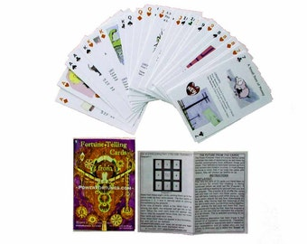 Fortune Telling Deck