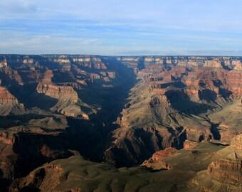 Grand Canyon Expanse Arizona - Landscape Photography Print