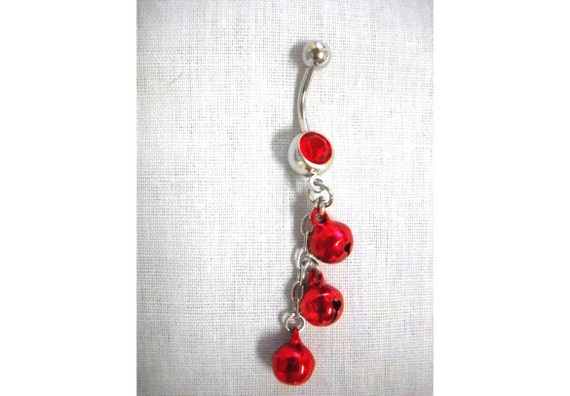 Belly Ring Top Balls