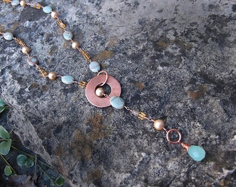 Ocean Sunset Necklace