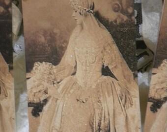 Gift Tags Vintage Bride (4)