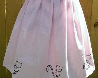Pokemon Mew Inspired Skirt
