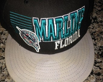 Marlins Baseball Hat