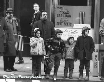 Vintage Chicago VC025 - Photograph,print,wall art,black/white,color,vintage,Decor,Chicago.