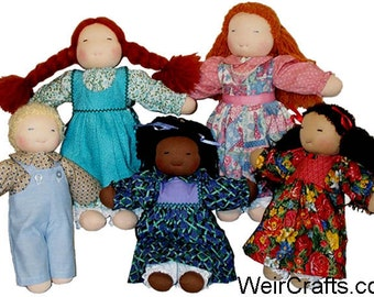 "16"" Waldorf Doll Making  Kit"