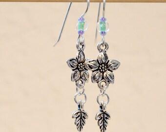 Jasmine Bloom Earrings