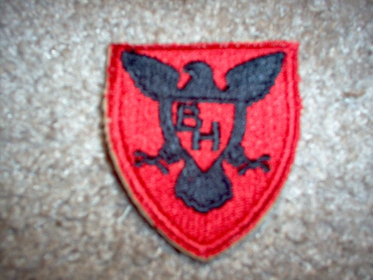 World War Ii Wwii Us Army 86th Infantry Division By