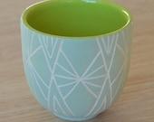 Tea Cup- Sunshine Design