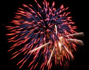 Firework photography, New England, patriotic, 4th of July,