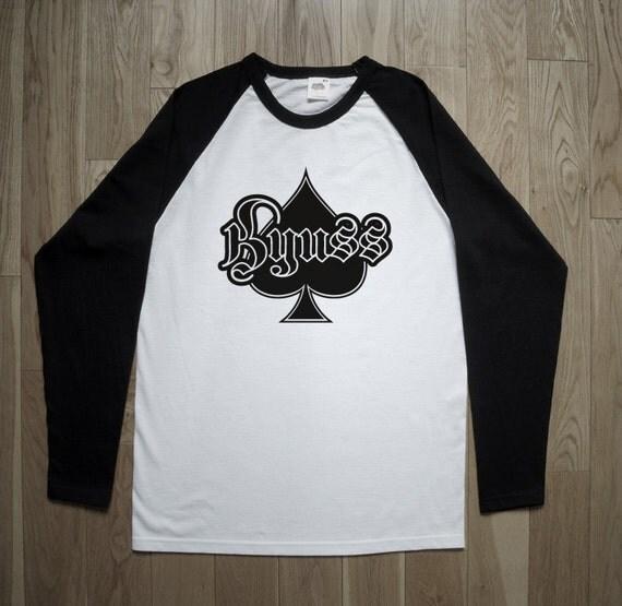 Items similar to t shirt kyuss ace on etsy for Stoner t shirts india