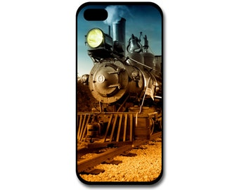Train Phone Case, Locomotive, iPhone, Samsung Galaxy, Custom Phone Case, Train Lover